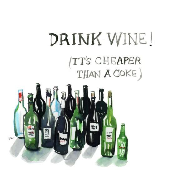 Drink wine 2