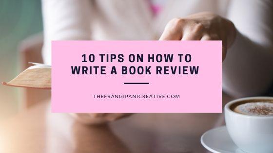 10 conseils pour rédiger une critique de livre et pourquoi tout le monde peut le faire