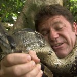 Man strangled by pet snake