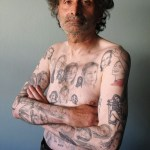 Fan and his 82 Julia Roberts tattoos