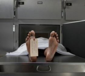 """Dead Man"" wakes up in morgue"