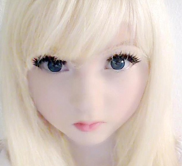 Real Life Barbie Dolls