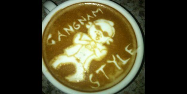 gangnam cofeee