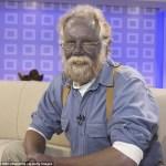 Blue Skin Man