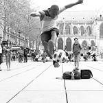 Football Juggling