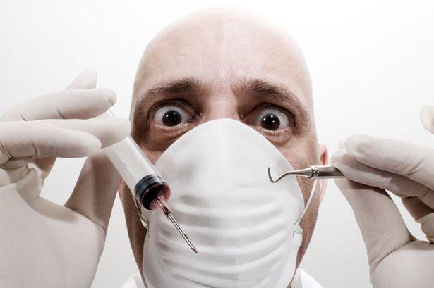 weird news dentist