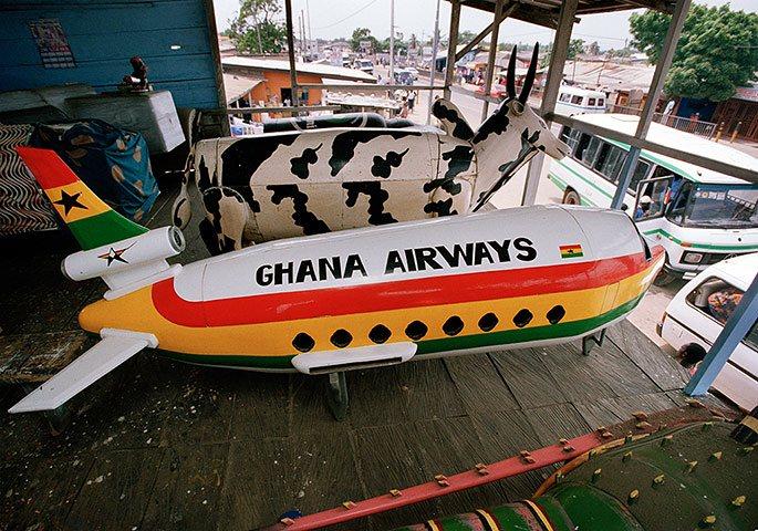 coffin ghana