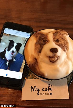 Freaky Latte Art