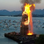 World's Biggest Bonfire