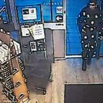 Burglar caught because his Xmas onesie was so bright it was spotted by helicopter