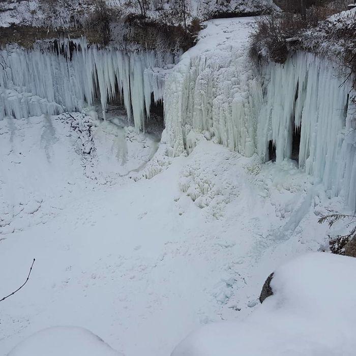 frozen USA