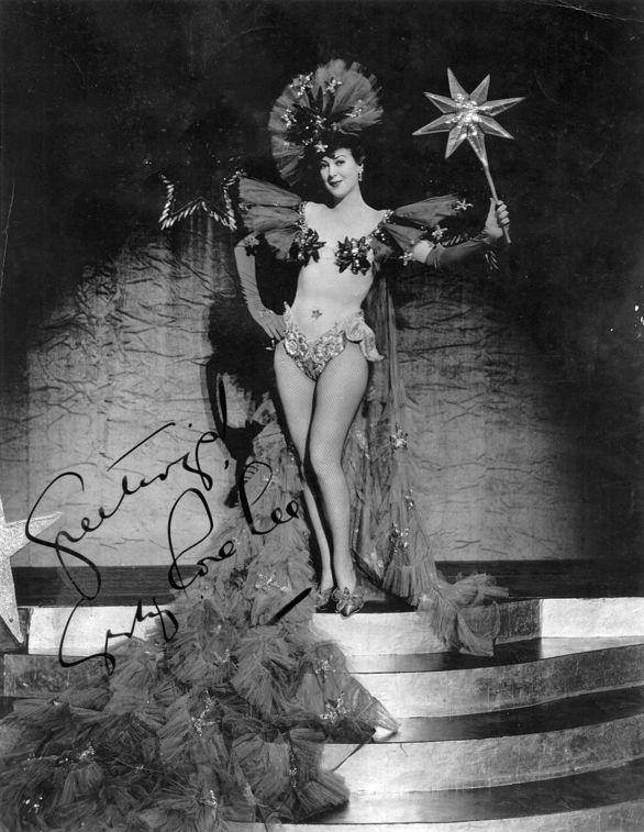 burlesque vintage