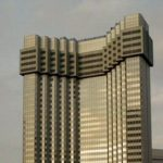 The Incredible Shrinking Skyscraper