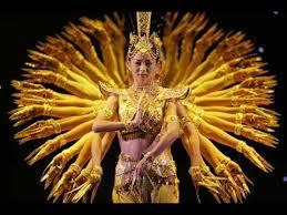 dance video Boddhisattva