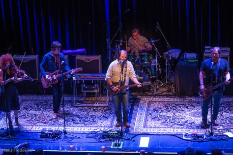 Steve Earle in Paradiso