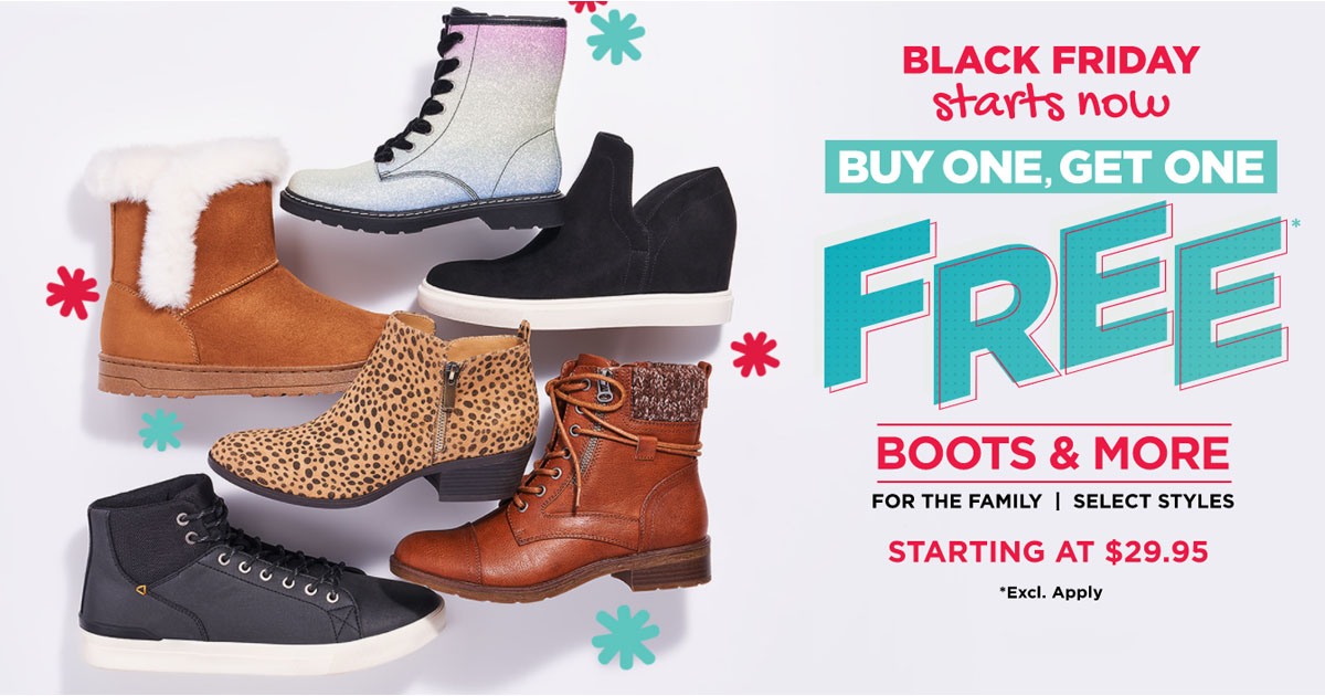 rack room shoes black friday is live