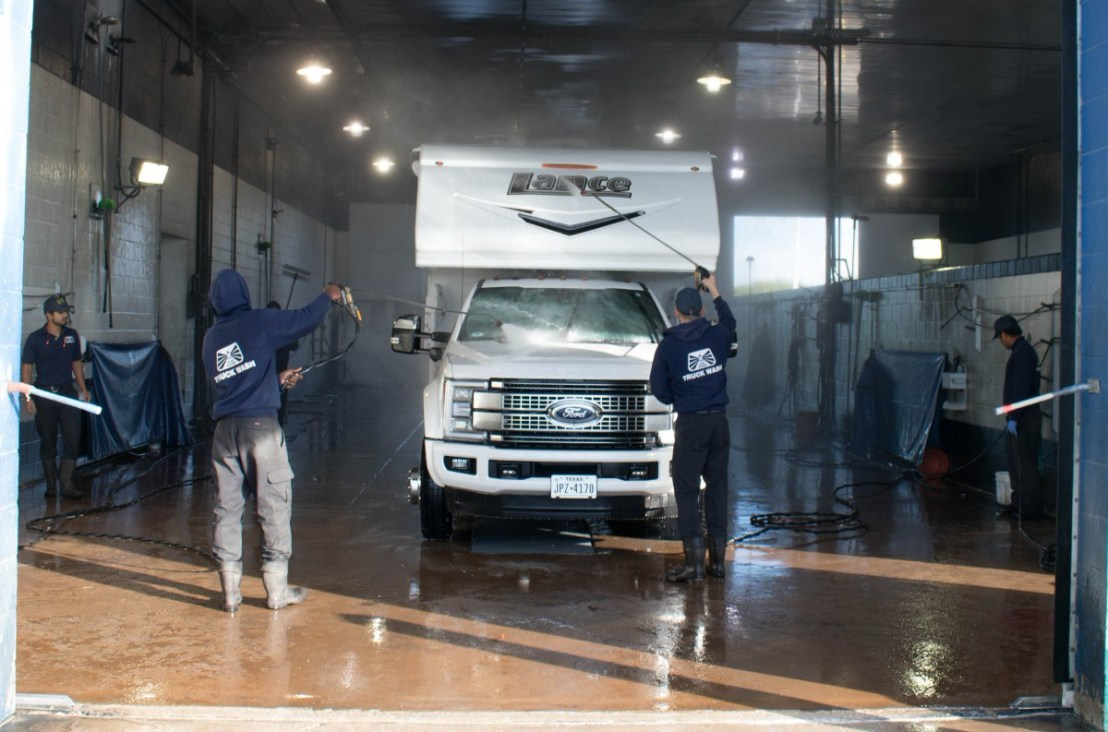 Blue Diamond Truck Wash