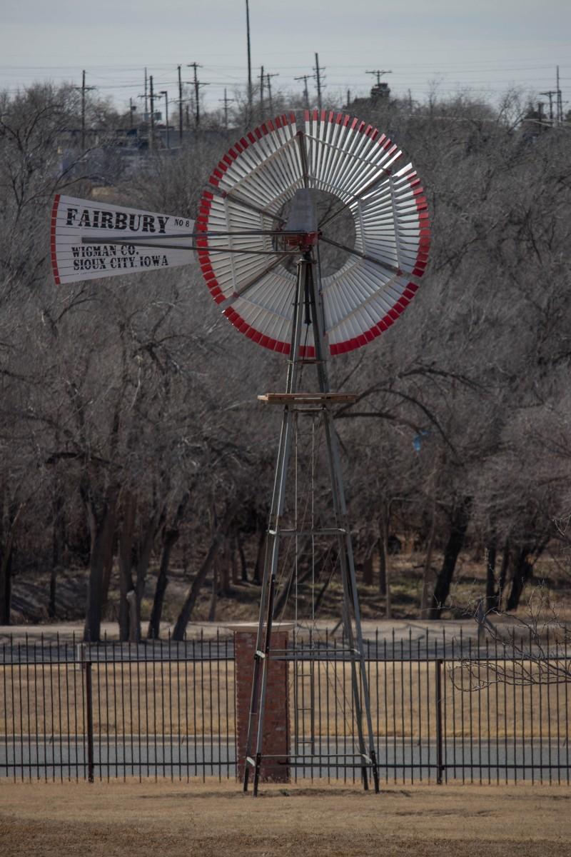 Fairbury #8 Windmill