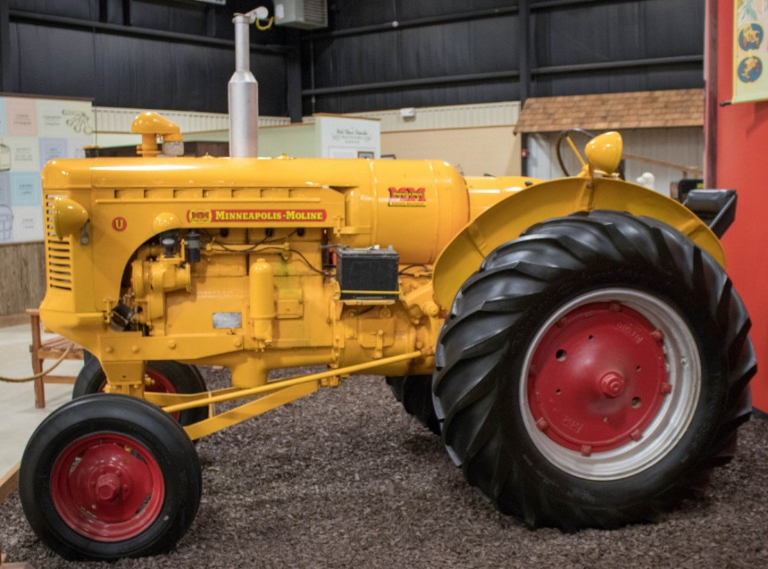 Minneapolis - Moline Tractor