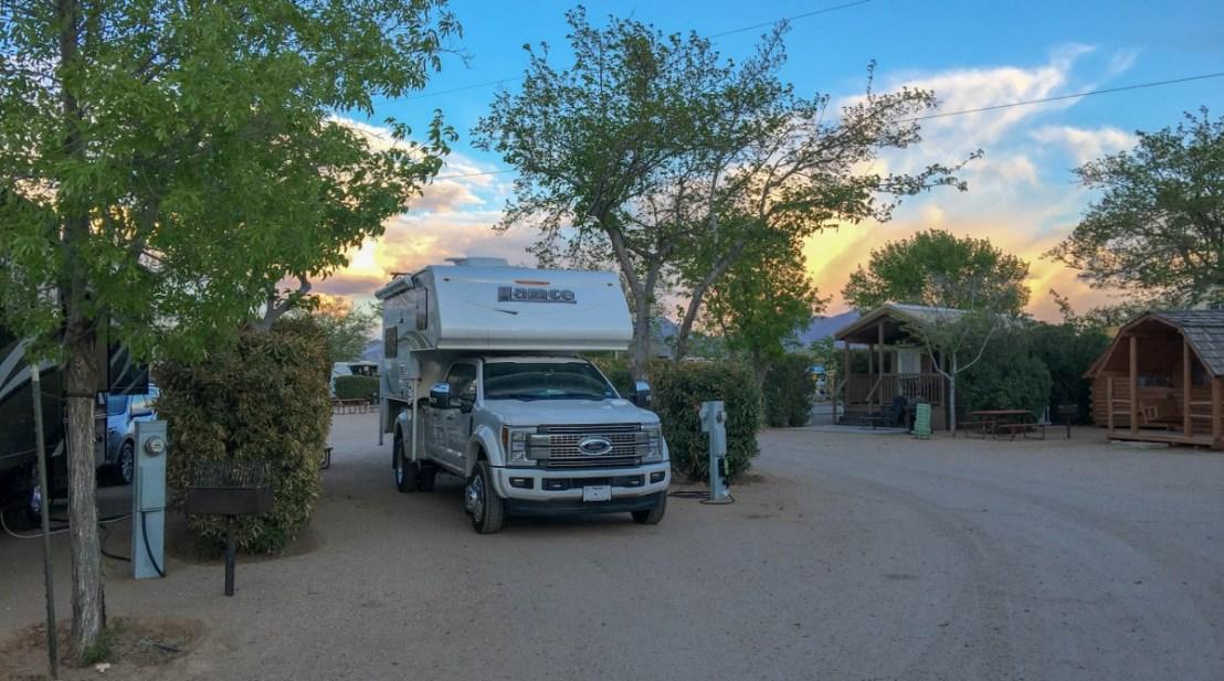 Kingman KOA Journey Campsite