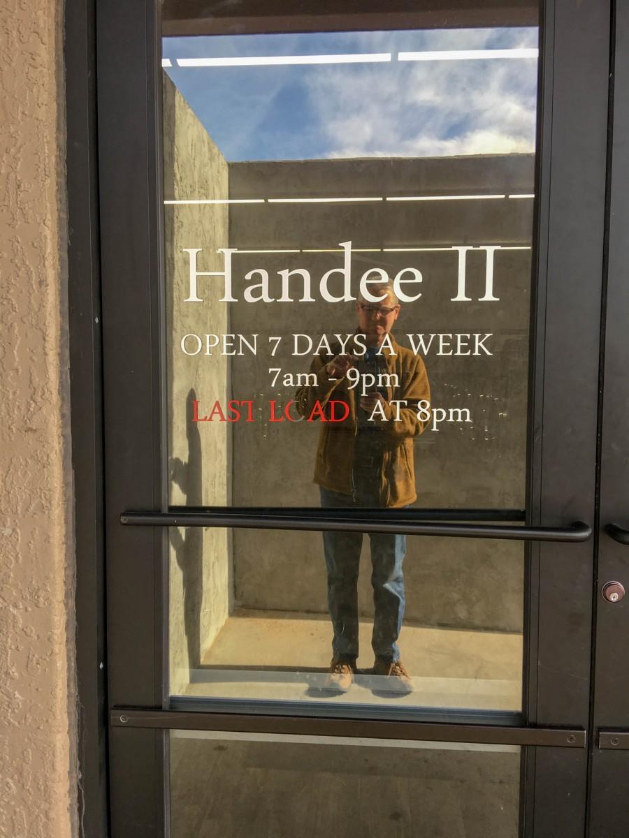 Name on Door - Handee II