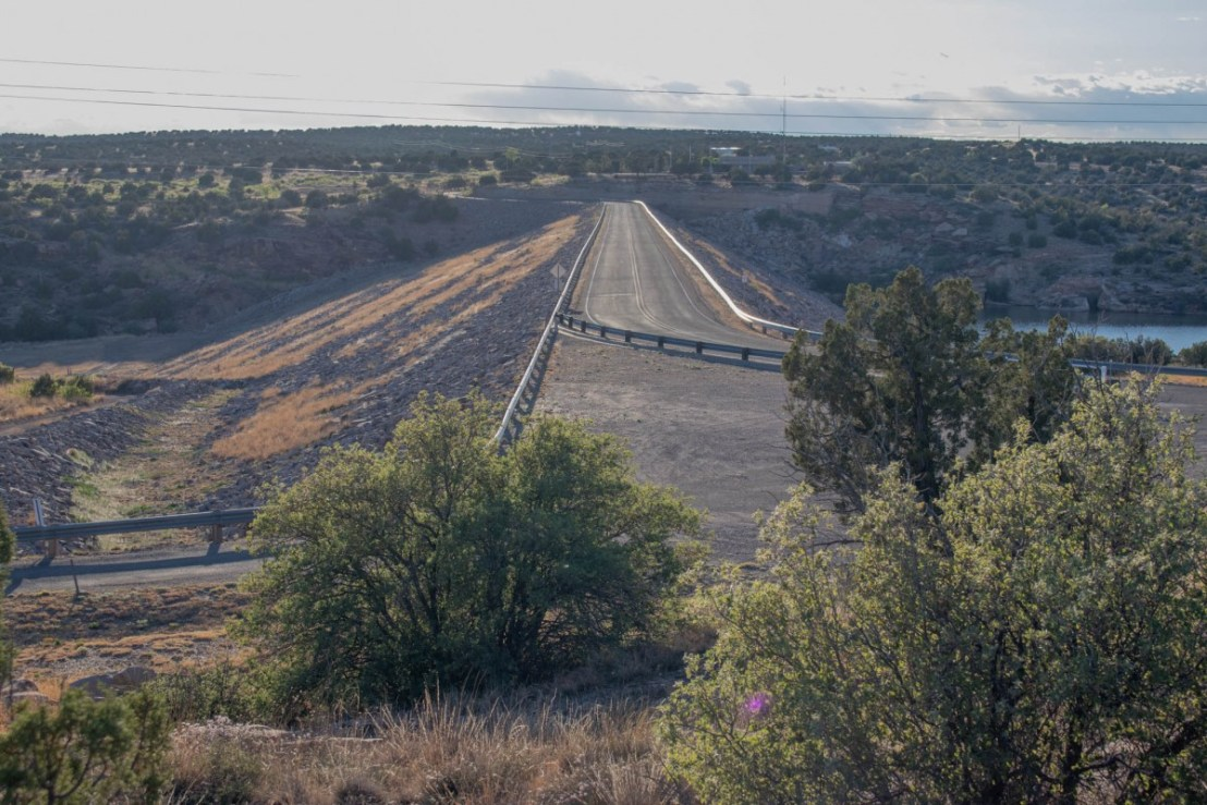 Santa Rosa Dam