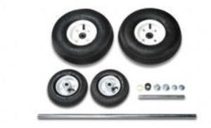 Barker Pneumatic Wheel Kit