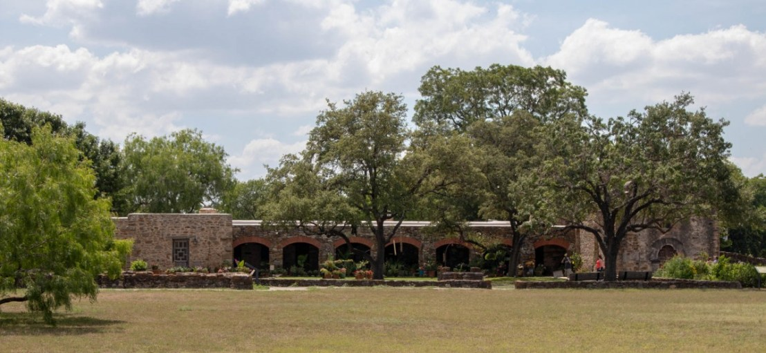 Mission Espada (right) and Addition (left)