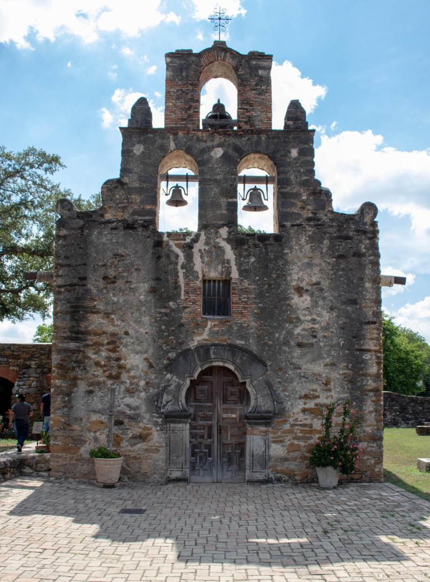 Mission Espada - Franciscan Church