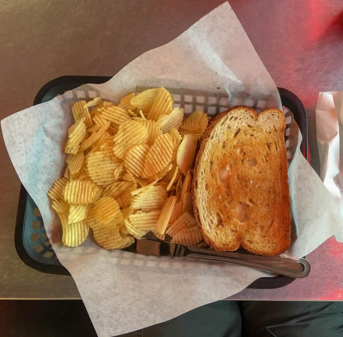 Reuben Sandwich with Turkey, not Corned Beef