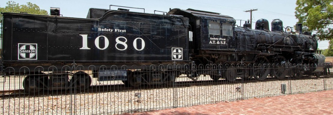 Continuing With The Brownwood Train Theme