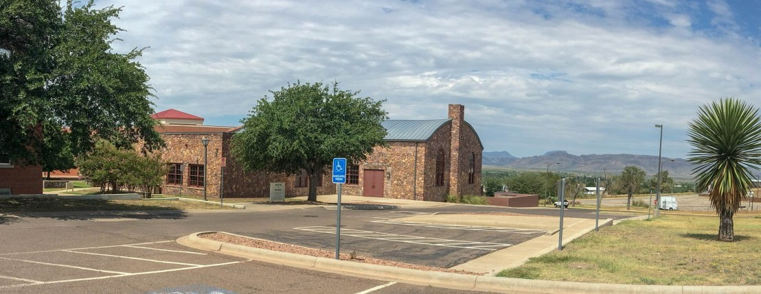 Museum of the Big Bend at Sul Ross State University in Alpine, Texas
