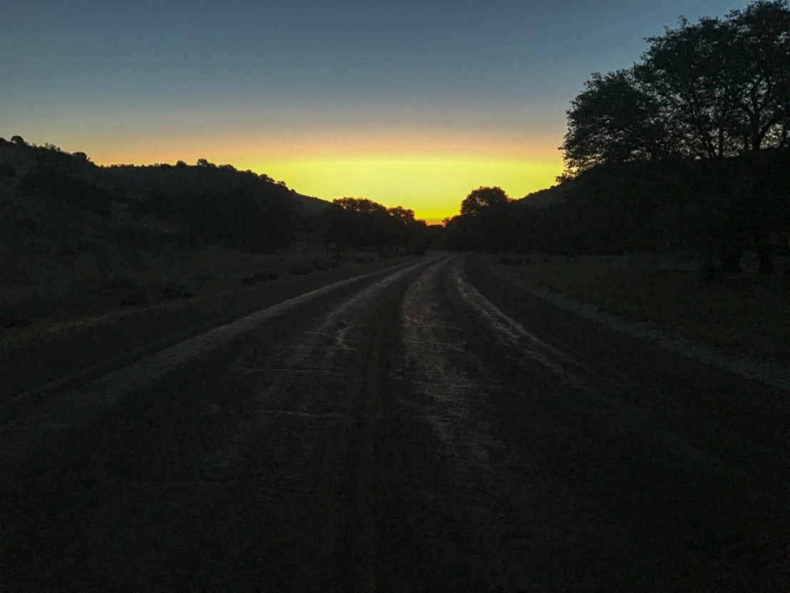 Davis Mountains State Park Sunrise