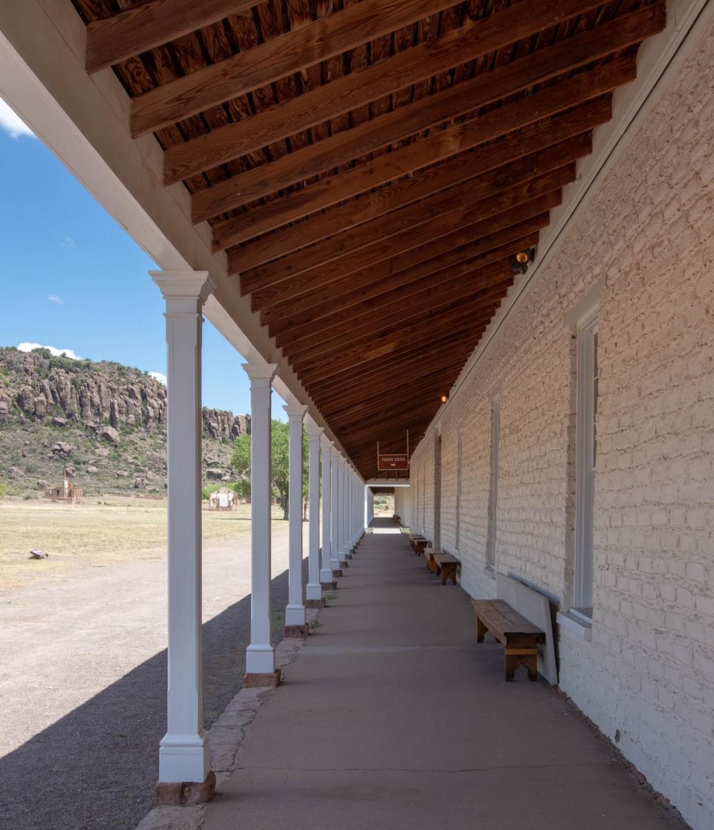 Fort Davis National Historic Site Visitor Center