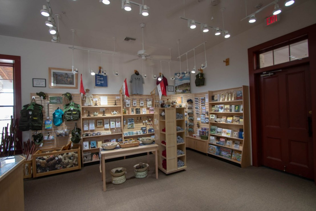 Visitor Center Gift Shop