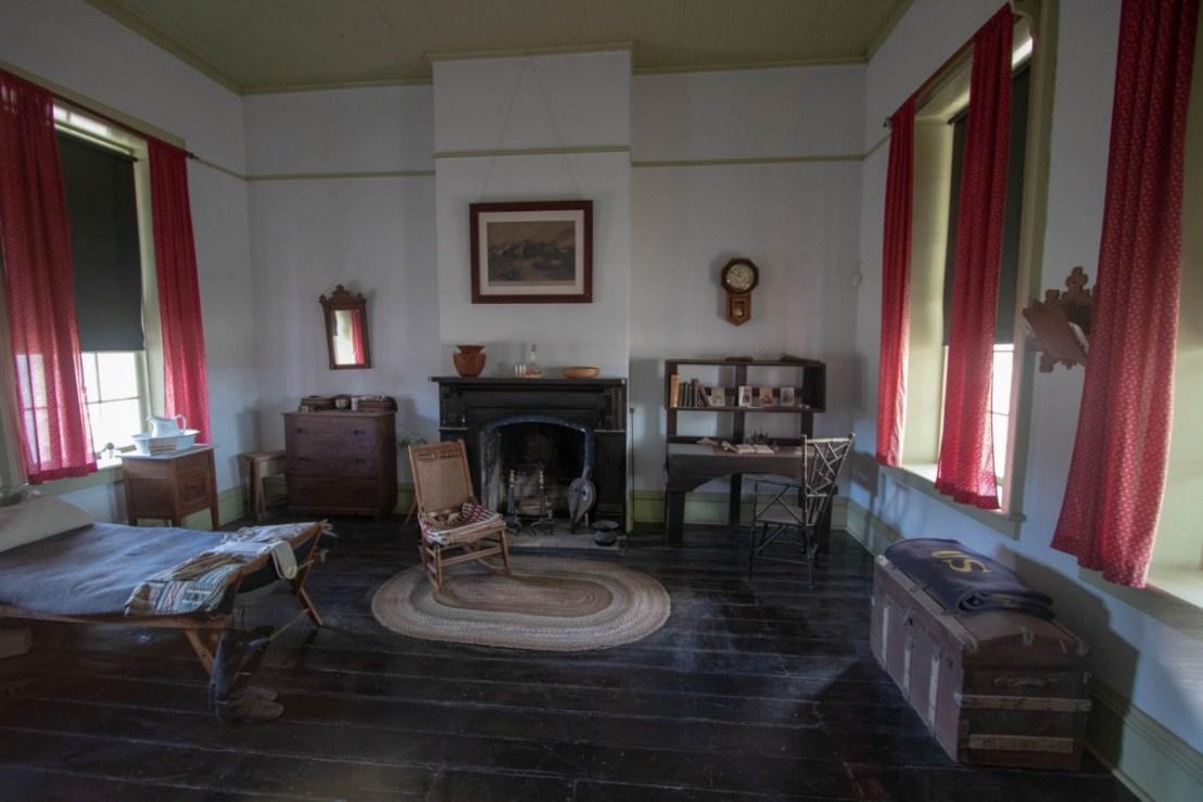 Single Lieutenant's Room