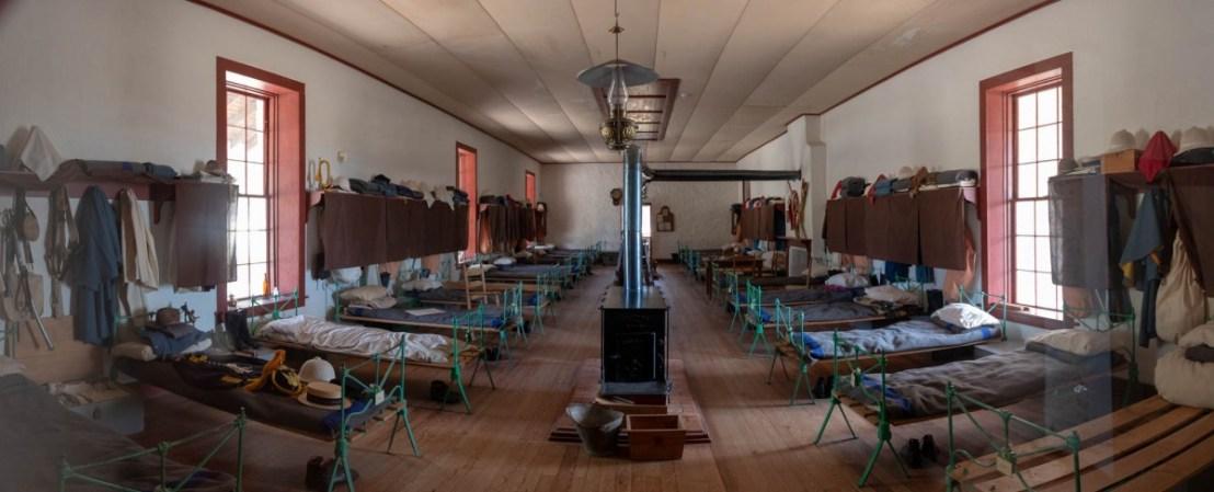 Enlisted Men's Barracks