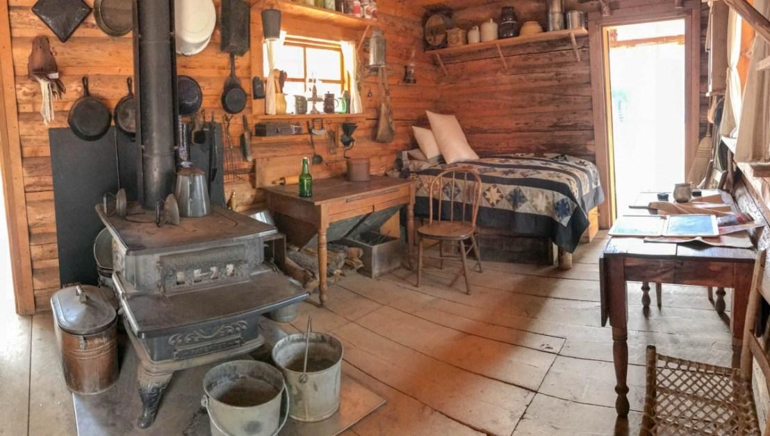 Ranch House Interior