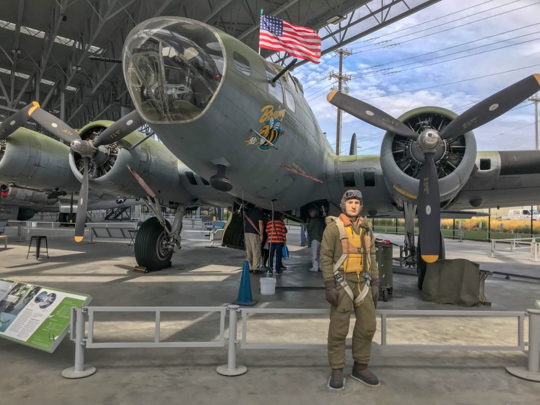 Boeing B-29 Superfortress Open For Private Tours