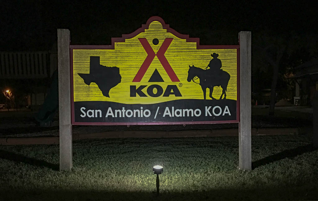 San Antonio KOA 50th Anniversary