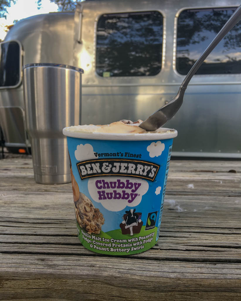 Chubby Hubby - An Appropriate Name For The Ice Cream That Will Ultimately Ruin My Youthful Figure