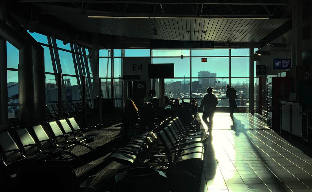 St. Louis Airport Terminal