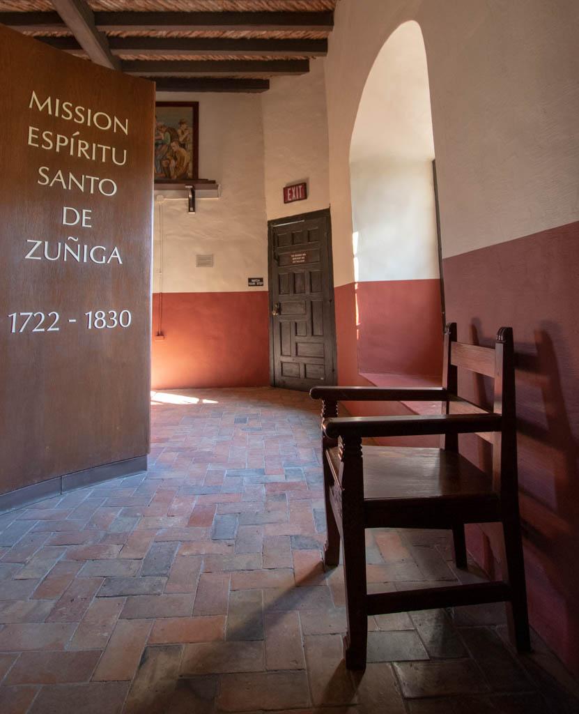 Mission Espirtu Santo Museum