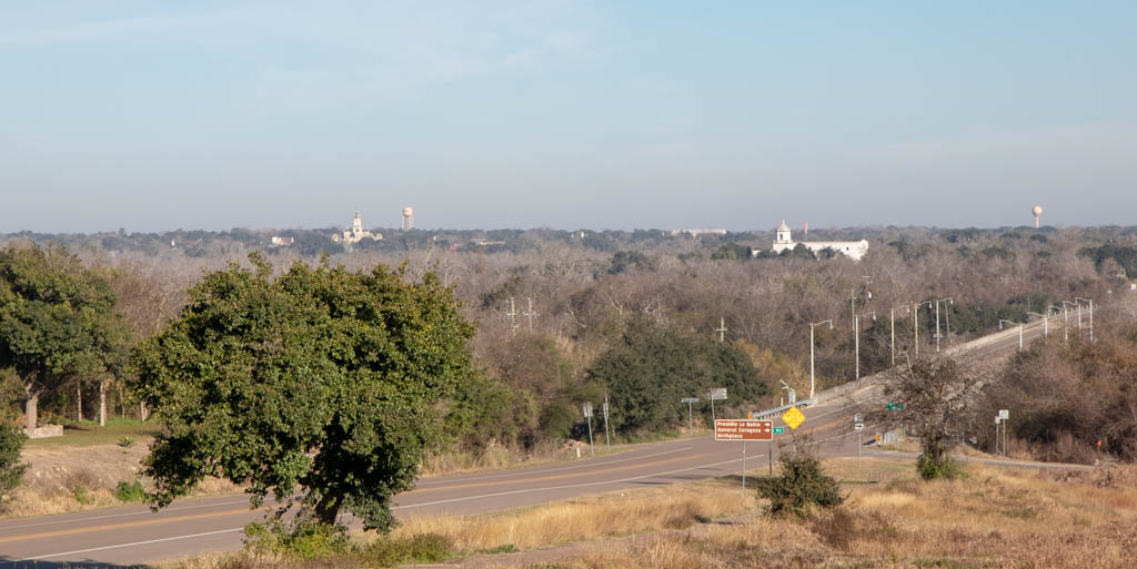Goliad From Across The River