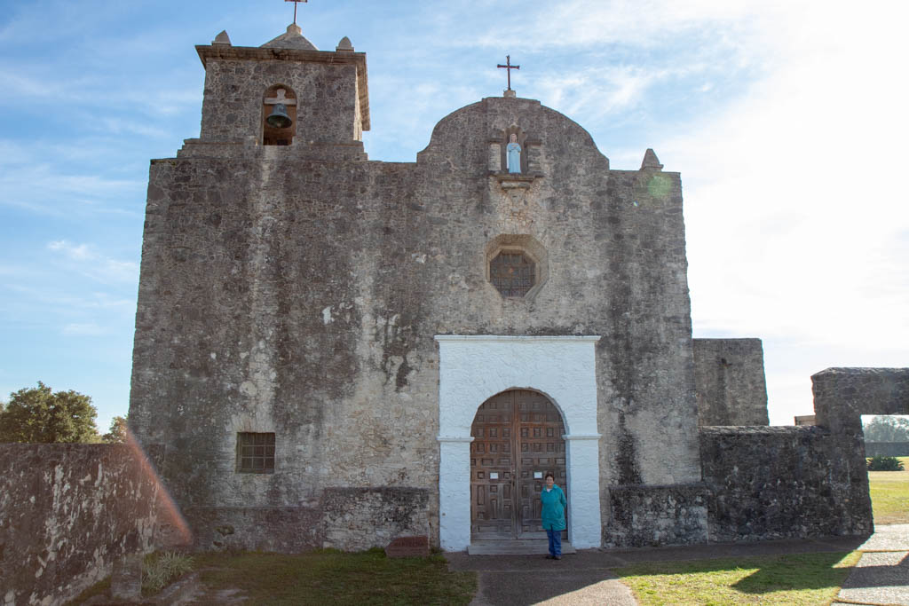 Presidio La Bahia Catholic Church