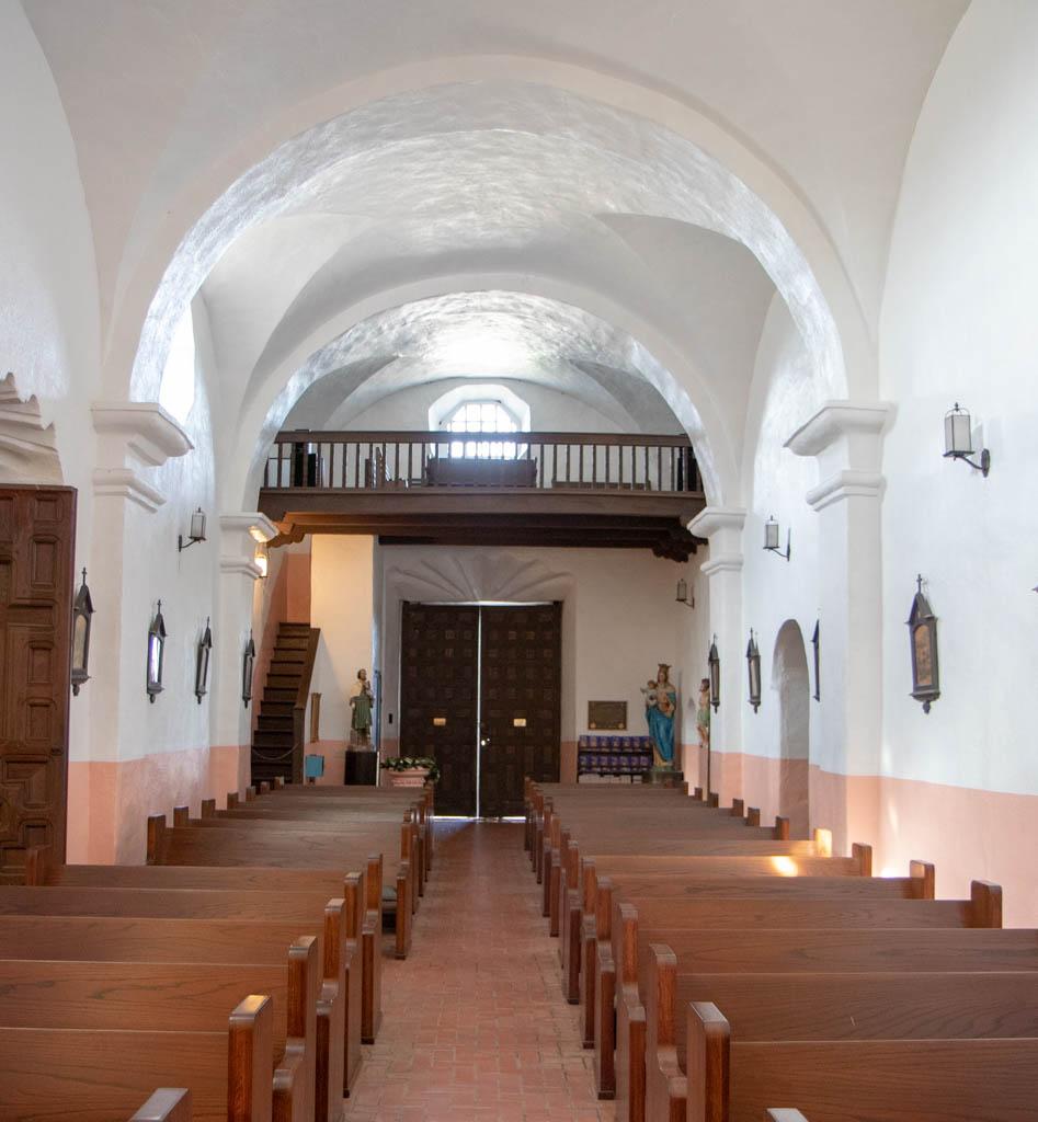 Presidio La Bahia Choir Loft