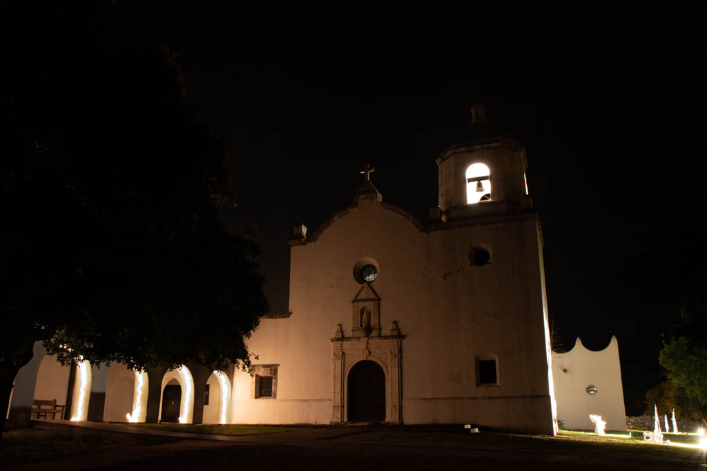 Mission Espirtu Santo @ Goliad State Park & Historic Site