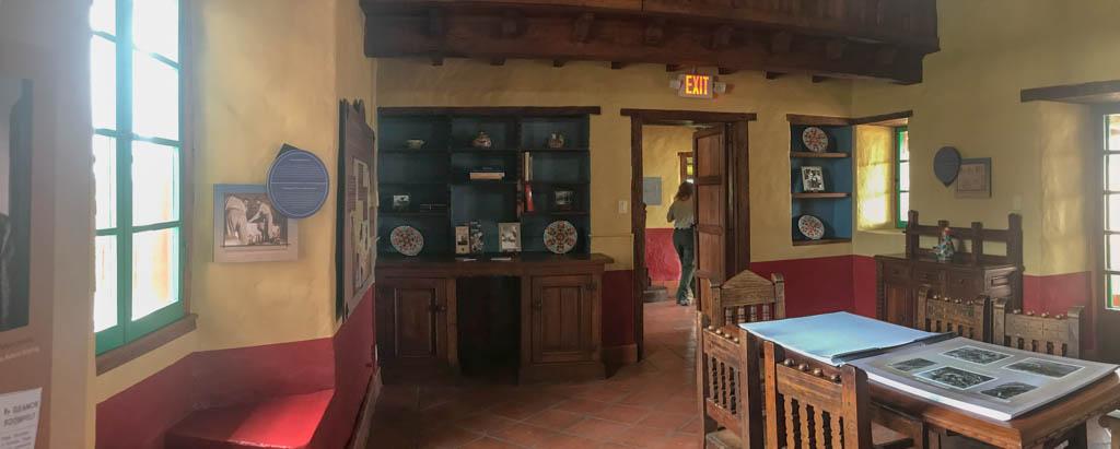 Custodian's Cottage Living Space