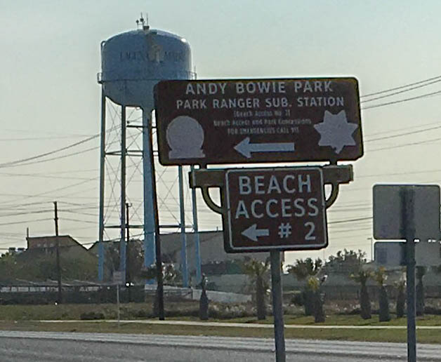 Andy Bowie Park, Cameron County Texas