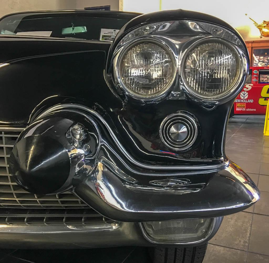 1958 Cadillac Eldorado Brougham With Protruding Bumper Bullets
